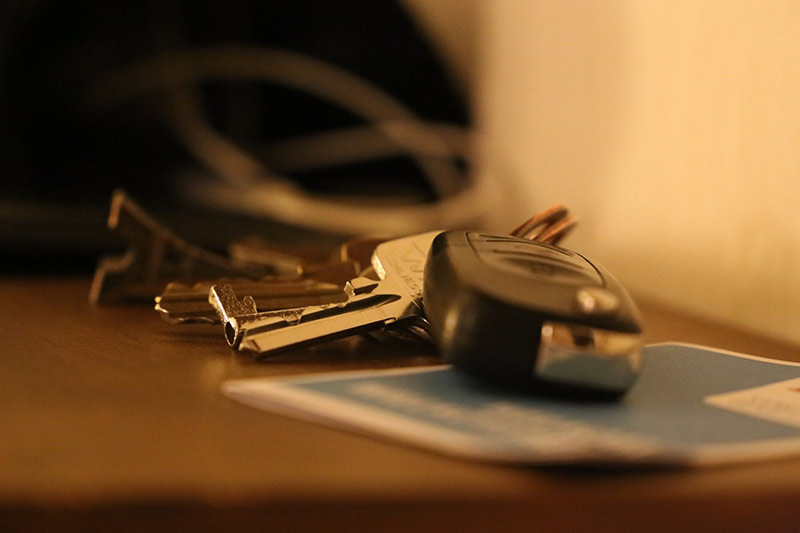 Smart Car Key Mitchell's Locksmith